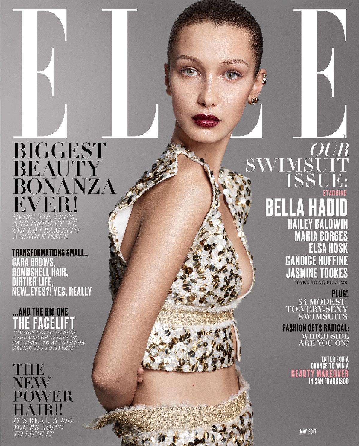 Elle may bella hadid cover 1200 xxx q85